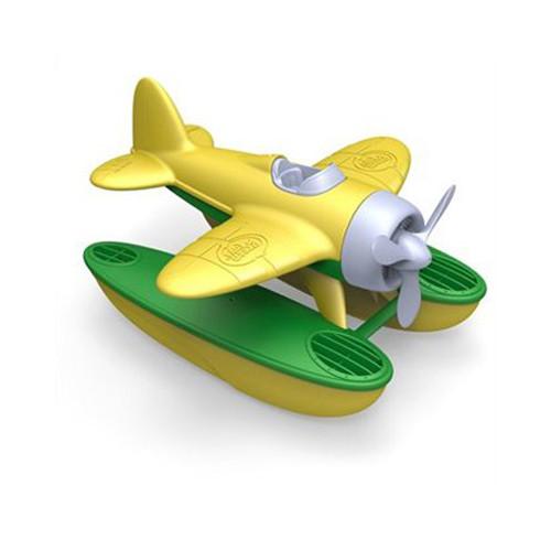 Green Toys Seaplane Yellow