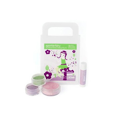 Lunastar Play Makeup Kit Sparkle Fairy