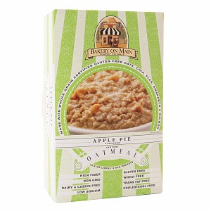 Bakery On Main Apple Pie Instant Oatmeal (6x10.5OZ )