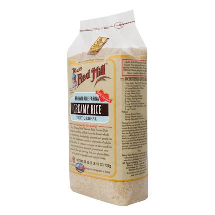 Bob's Red Mill Creamy Wheat Farina (4x24 Oz)