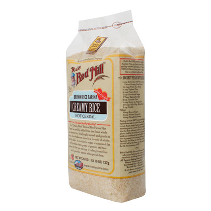 Bob's Red Mill Brown Rice Farina Gluten Free (4x26 Oz)
