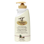 Nature By Canus Lotion Goats Milk Nature Shea Butter (1x11.8 Oz)