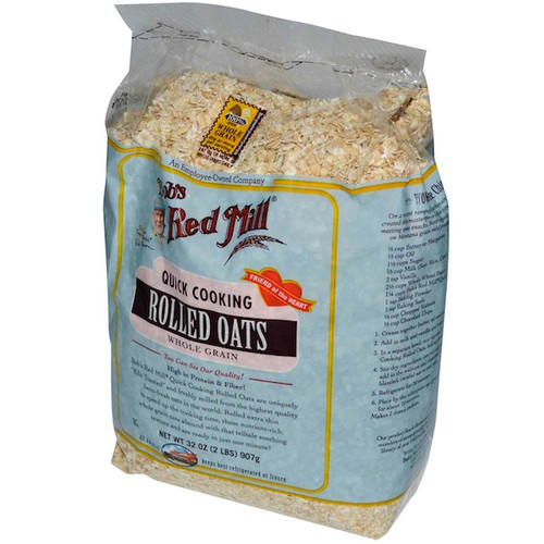 Bob's Red Mill Quick Rolled Oats (4x32OZ )