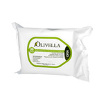 Olivella Daily Facial Cleansing Tissues 30 Tissues