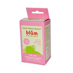 Blum Naturals Pro Age Daily Cleansing and Makeup Remover Towelettes (10 Towelettes)