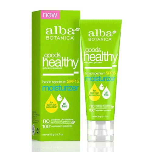 ALba Botanica Good and Healthy Broad Spectrum SPF 15 Moisturizer (1x1.7 Oz)