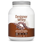 Designer Whey Protein Powder Chocolate (1x4 Lbs)