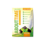 About Time Whey Protein Isolate Mocha Mint Single Serving 1 Oz (12 Pack)