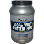 Twinlab 100% Whey Protein Fuel Strawberry Smash (1x2 Lb)