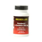 Bricker Labs Carnipure L-Carnitine 250 mg (1x50 Tablets)