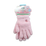 Earth Therapeutics Aloe Moisture Gloves Pink (1 Pair)