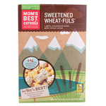 Mom's Best Cereal Sweetened Wheat Fuls Cereal (12x24 Oz)