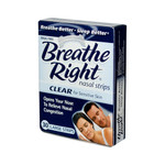 Breathe Right Nasal Strips Clear Large (1x30 Strips)