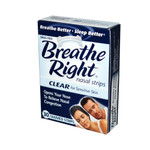 Breathe Right Nasal Strips Clear Small-Medium (1x30 Strips)