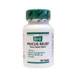 Bhi Mucus Relief (1x100 TAB)