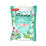 Ricola Sugar Free Green Tea Cough Drops with Echinacea (12x19 ct)