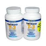 Absolute Nutrition Thyroid T-3 (2x60 Capsules)
