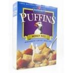 Barbara's Honey Rice Puffins (12x10 Oz)