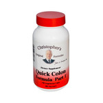 Dr. Christopher's Quick Colon Part 1 475 mg (100 Veg Capsules)