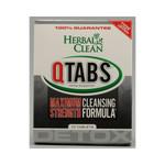 B.N.G. Herbal Clean Detox QTabs Maximum Strength Cleansing Formula (1x10 Tablets)