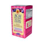 Nature's Secret ACAI Power Berry Pure-Body Cleanse 56 Tablets