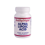 Healthy Origins Alpha Lipoic Acid 300 mg (60 Capsules)