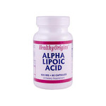 Healthy Origins Alpha Lipoic Acid 600 mg (60 Capsules)