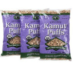 Nature's Path Puffed Kamut Cereal (6x6 Oz)