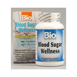 Bio Nutrition Blood Sugar Wellness (60 Veg Capsules)