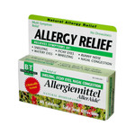 Boericke and Tafel Allergiemittel AllerAide (1x40 Tablets)