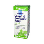 Boericke and Tafel Cough And Bronchial Syrup With Zinc (8 fl Oz)
