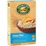 Nature's Path Whole Grain Crispy Rice Cereal (12x10 Oz)