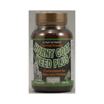 Only Natural Horny Goat Weed Plus 500 mg (60 Capsules)