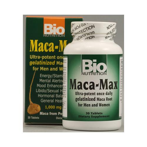 Bio Nutrition Maca-Max 1000 mg (1x30 Tablets)