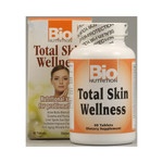 Bio Nutrition Total Skin Wellness (1x60 Tablets)