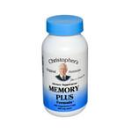 Dr. Christopher's Original Formulas Memory Plus Formula 450 mg (1x100 Caps)