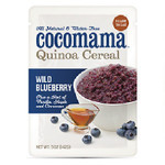 Cocomama Wild BluBerry Cereal (6x5OZ )