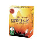 Nutriworks Patch-It Circulation (1x20 Count)