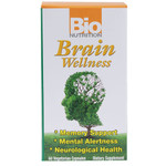 Bio Nutrition Brain Wellness (60 Veg Capsules)
