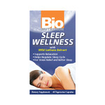 Bio Nutrition Sleep Wellness (60 Veg Caps)