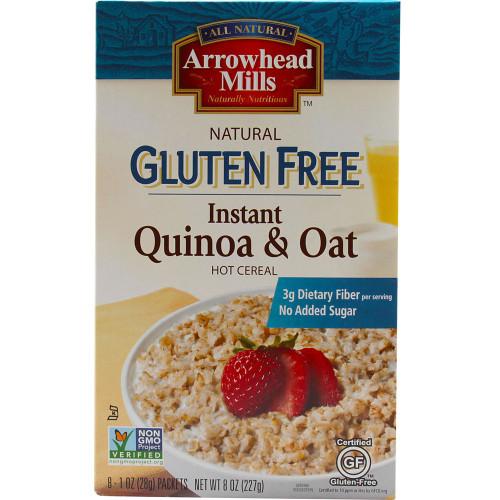 Arrowhead Mills Instant, Quinoa & Oat (12x8 OZ)