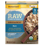 Better Oats Bare, 8 Pouches (6x11.8 OZ)