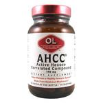 Olympian Labs AHCC 750 mg (60 Capsules)
