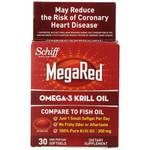 Schiff Vitamins Omega 3 Krill Oil MegaRed 300 mg- (30 Softgels)