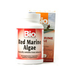 Bio Nutrition Red Marine Algae 1000 mg (60 Veg Capsules)