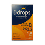 D Drops Liquid Vitamin D3 2000 IU (1x0.17 fl Oz)