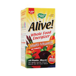 Nature's Way Alive! Multi-Vitamin No Iron Added 60 Tablets