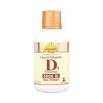 Dynamic Health Liquid Vitamin D3 Cherry (16 fl Oz)