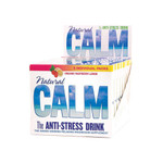 Natural Vitality Calm Counter Display Raspberry Lemon (8x5 Pack)