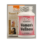 Bio Nutrition Women's Wellness (1x60 Tablets)